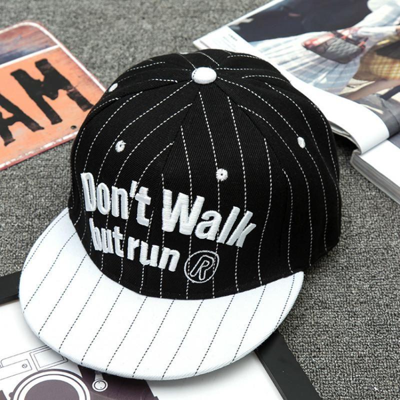78b5fbf07a7 Men Women Striped Letter Hip Hop Hats Summer Lovers Outdoors Journey  Sunscreen Sun Hat Boy Girl Youth Hip-Hop Cap Sports Hat. Yesterday s price   US  14.36 ...