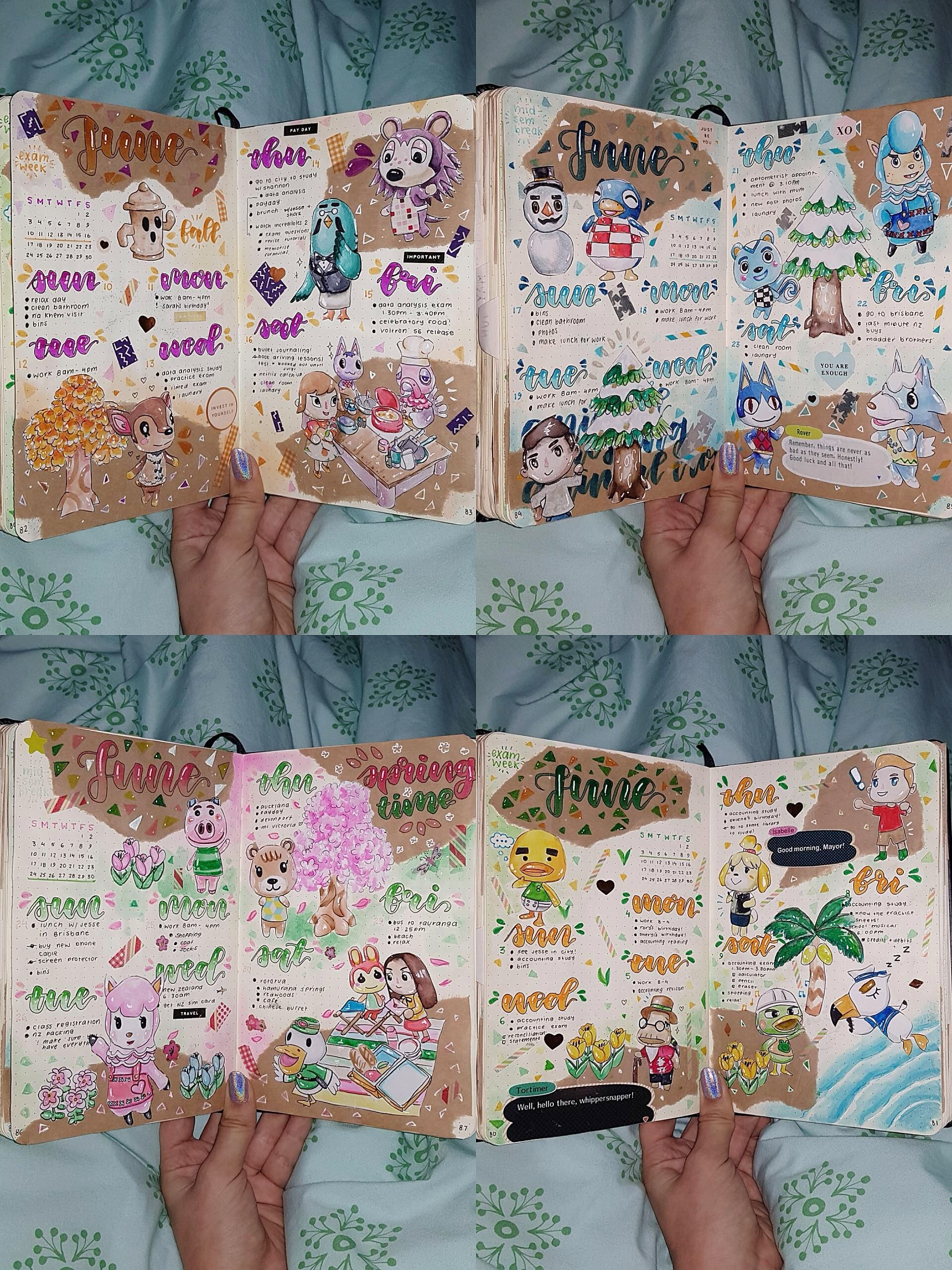 Animal Crossing Journal With Images Animal Crossing Animal