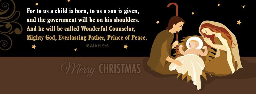 Religious Christian Christmas Facebook Timeline Covers | Christmas ...