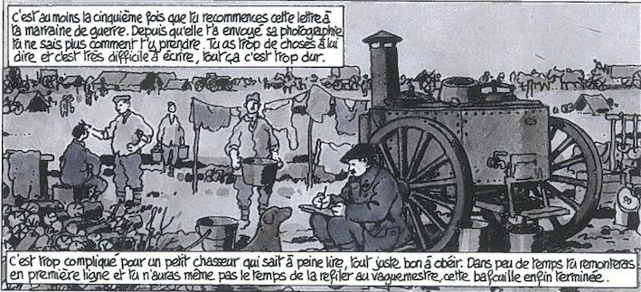 Des Lettres De Poilus Illustrees Par Tardi La Grande Guerre Histoire Et Guerre