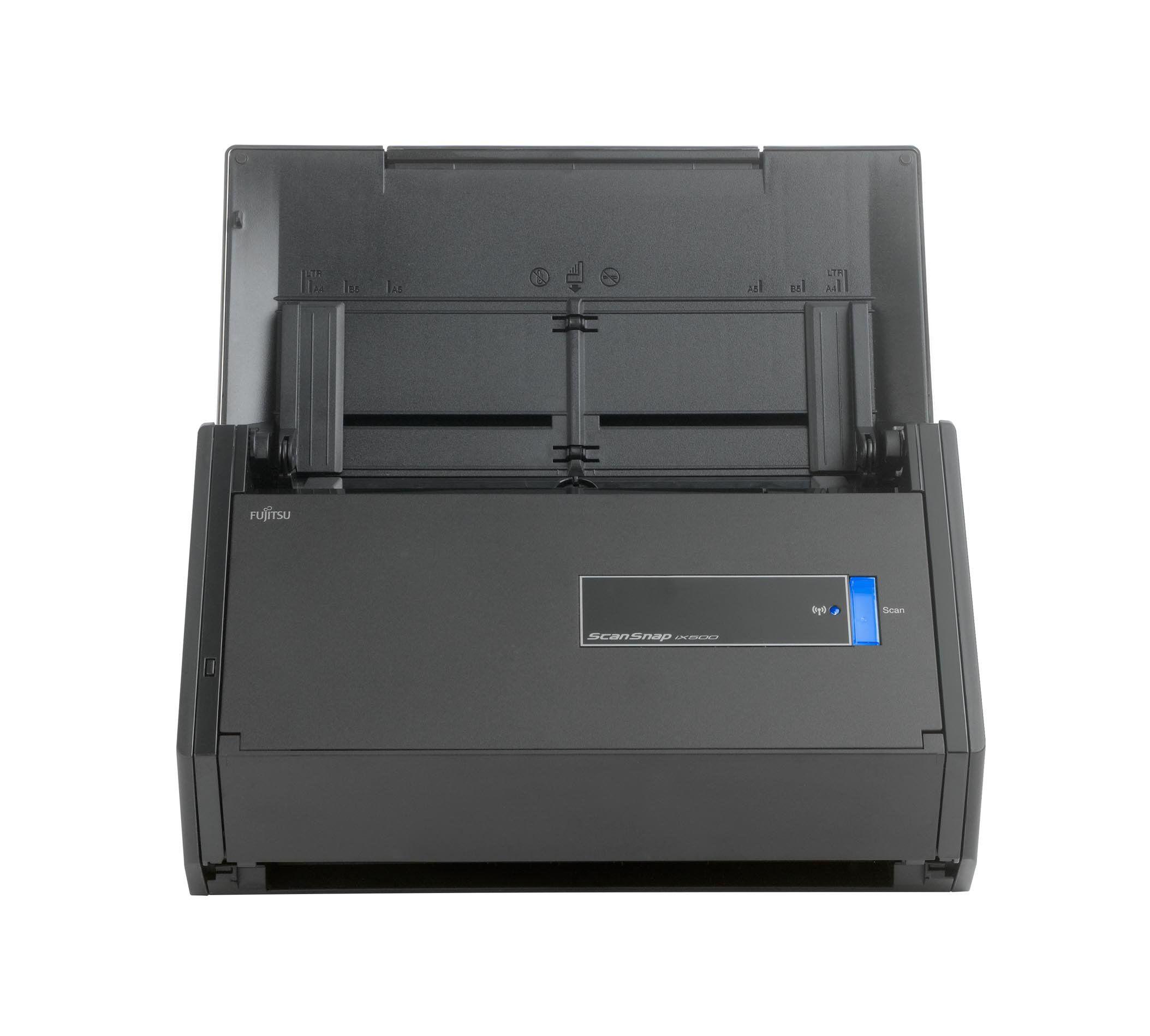 Fujitsu IX500 Scansnap Refurbished Document Scanner