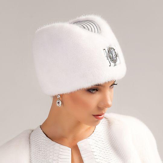 62cd03c1f29f Меховые шапки купить | hat | Меховые шапки, Модные головные уборы и ...