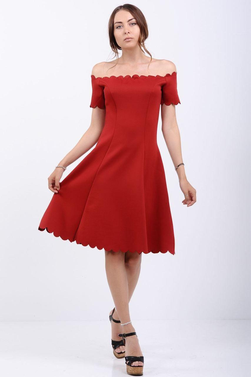 d84299b74458a Geniş Yaka Atlas Bordo Elbise #giyim #indirim #kampanya #bayan #erkek #bluz  #gömlek #trençkot #hırka #etek #yelek #mont #kaşe #kaban #elbise #abiye ...