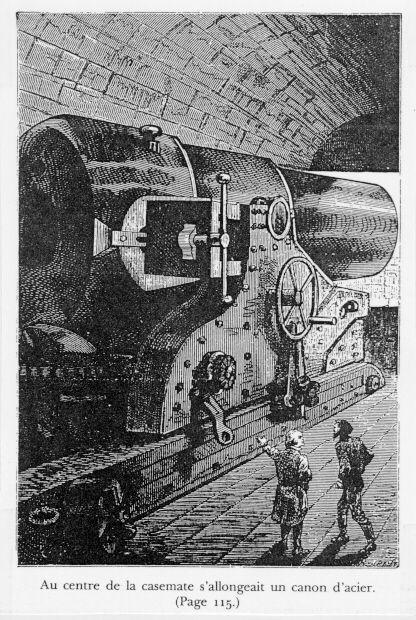 Cinq Cent Ou Cinq Cents : cents, Léon, Benett, (1839-1917), Illustration, Cents, Millions, Bégum, Illustration,, Leon,, Legende