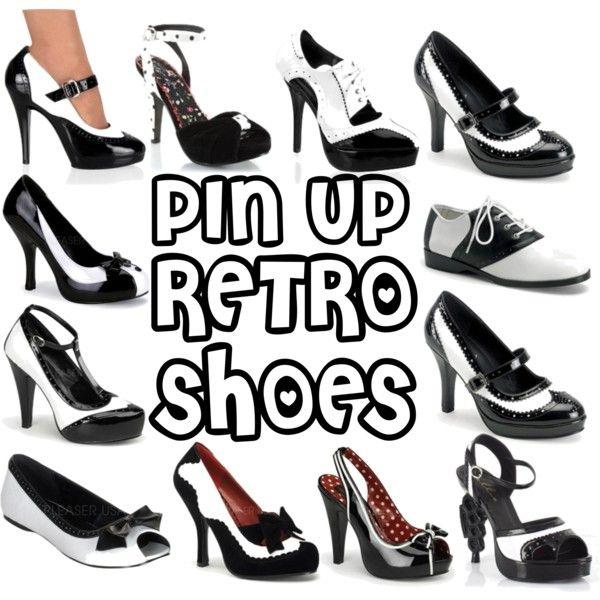rockabilly shoes