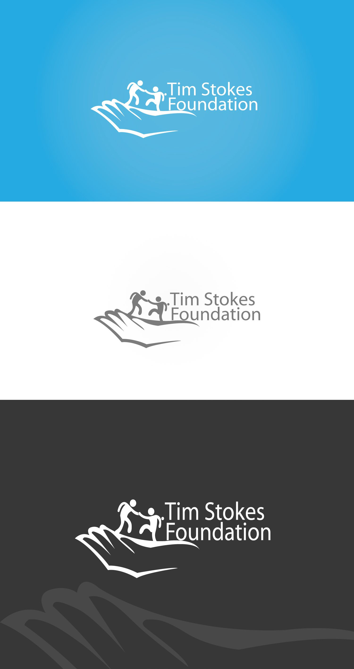 Tim Stoke Foundation  design by me