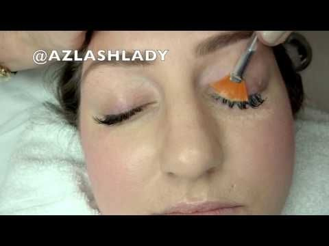 85943a22064 How To Clean Your Eyelash Extensions - YouTube | Beauty in 2019 ...