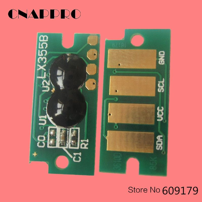 Ct202257 Ct202258 Ct202259 Toner Cartridge Chip For Xerox Fuji