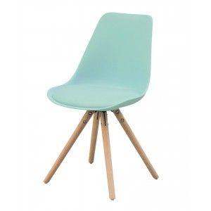 Marvelous Dänisches Bettenlager // 100 U20ac // Stuhl »Woody« (aqua Grün) Home Design Ideas