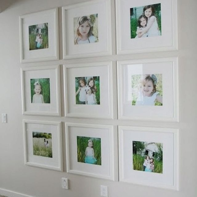 Pictures | Home decorating | Pinterest | Photo wall, Wall ideas and ...