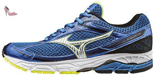Entrainement Bleu Equate Wave Running de Homme Mizuno Chaussures 84qwnz