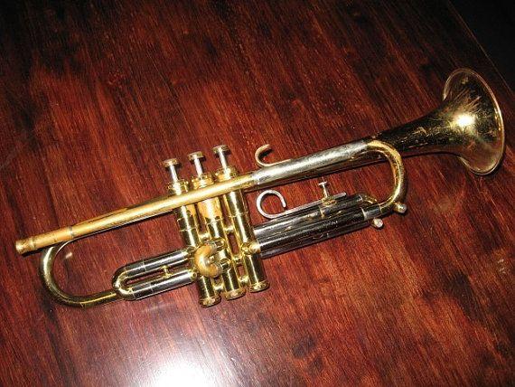 Vintage Getzen 300 Series Trumpet Sounds Great by GabesTrumpets