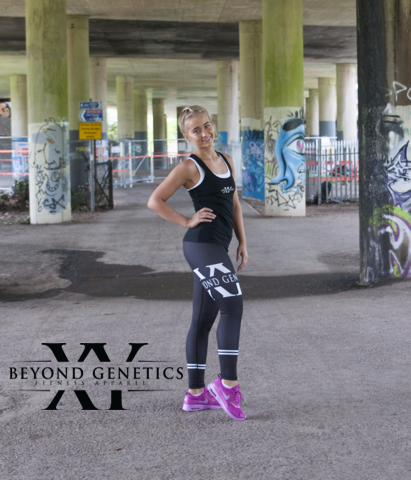 Many of us want to use comfort #gym #clothes during our exercise time. Leggings is the most ease dress material which gets more popular day by day. If you want to buy most trendy #gym #leggings, then shop online from beyondgenetics.co.uk  Follow @geneticsbeyond