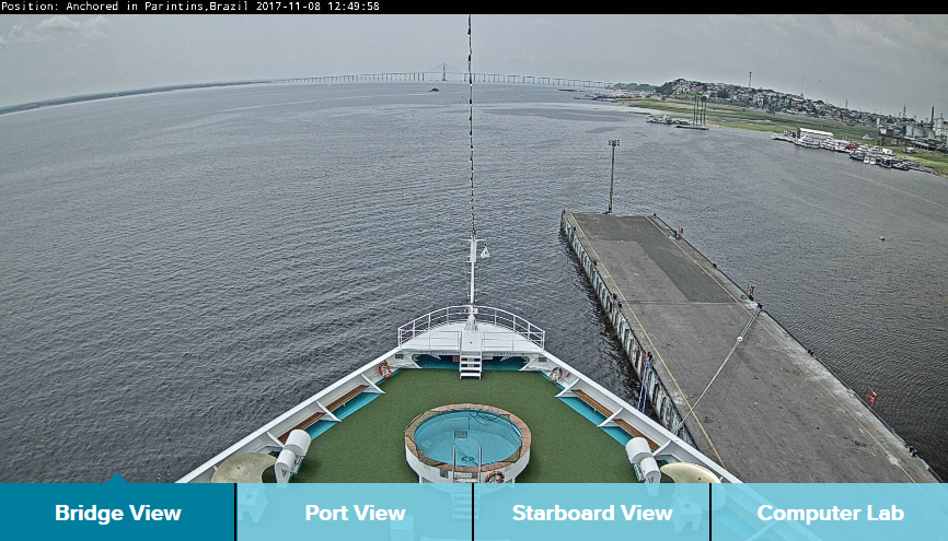 Crystal Serenity Live Cruise Ship Cam Cruise Video Feed - Cruise ship cam