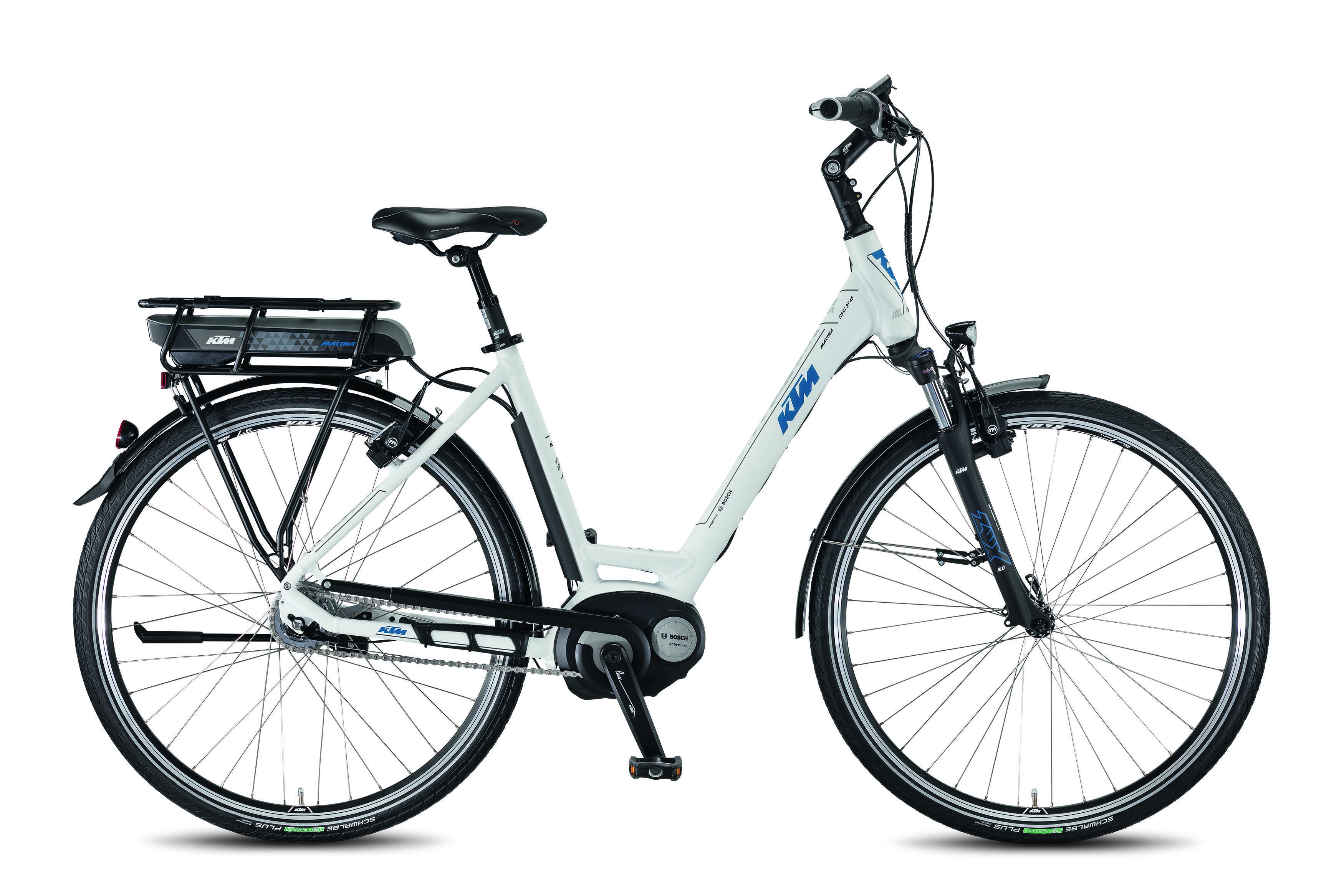 Macina Eight RT A5 Pedelec, Radfahren und Fahrrad