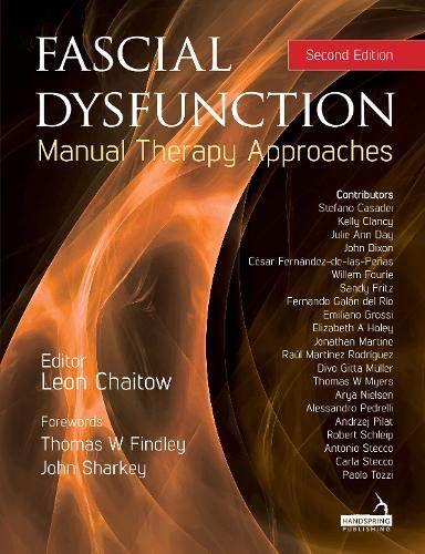 Tmj Dysfunction Massage Manual Guide