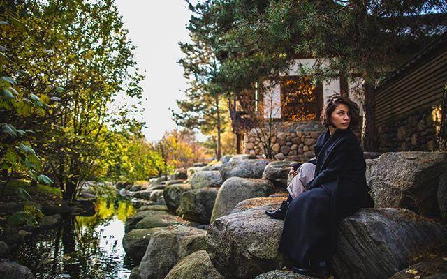 chinese garden #beauty #portrait #vsco #colurs #autumn #berlin #gärtenderwelt #chinese #gardening #outdoors #canon #lookslikefilm #folkportrait #vscoportrait #folkgood