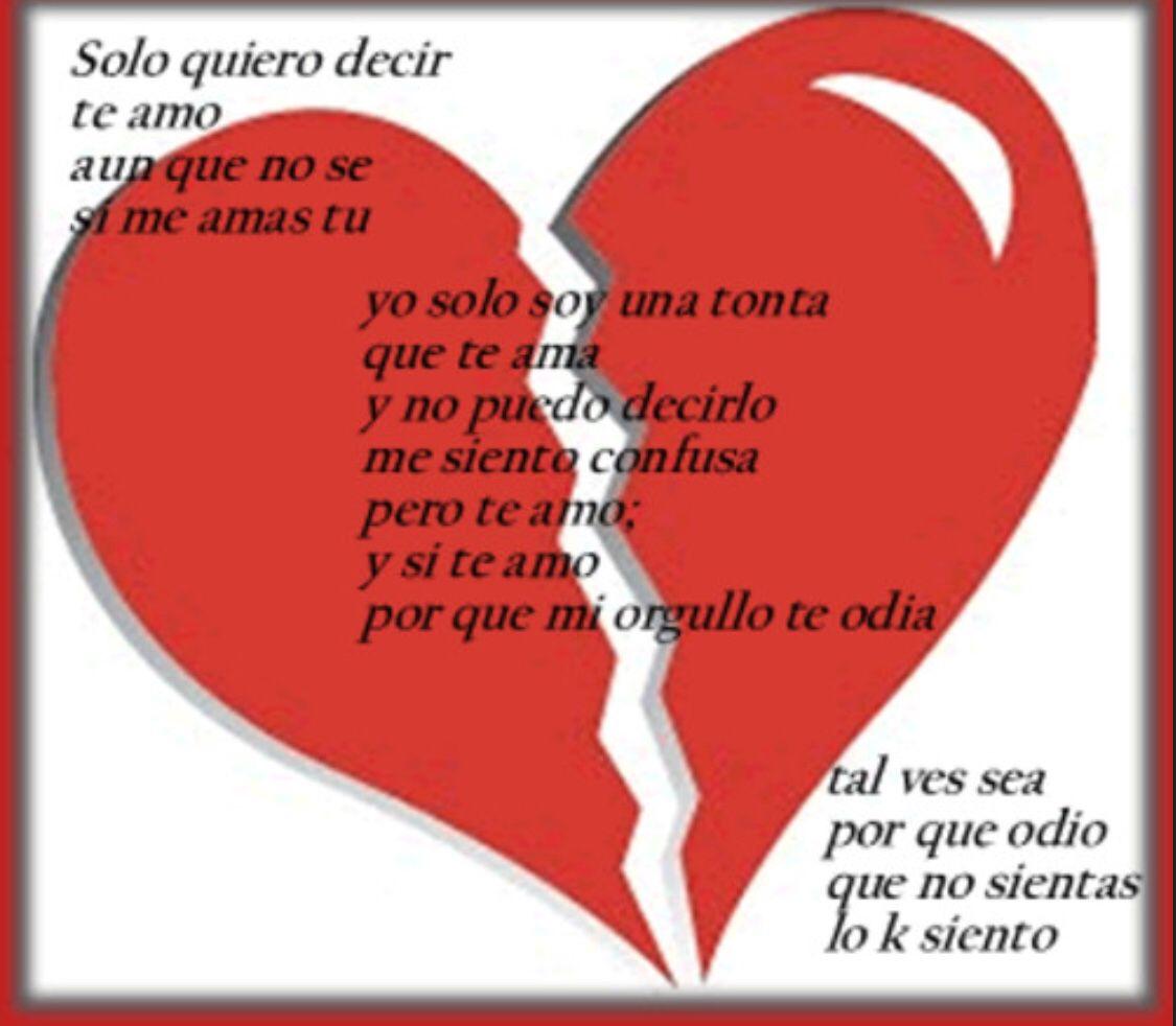 Tusa De Pason Frases De Amor Para Consolar Un Corazon Roto