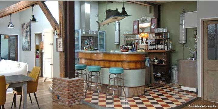 Fabuleux cuisine bar | Escalier Décoration Bohème Chic, Éthnique  VU51