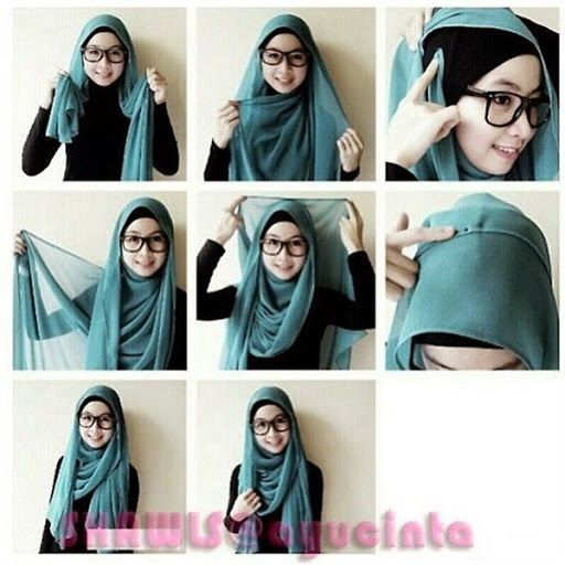 Model Hijab Terkini Dan Terpopuler