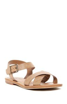 Abound Meesha Flat Sandal Wide Width Available | Vans