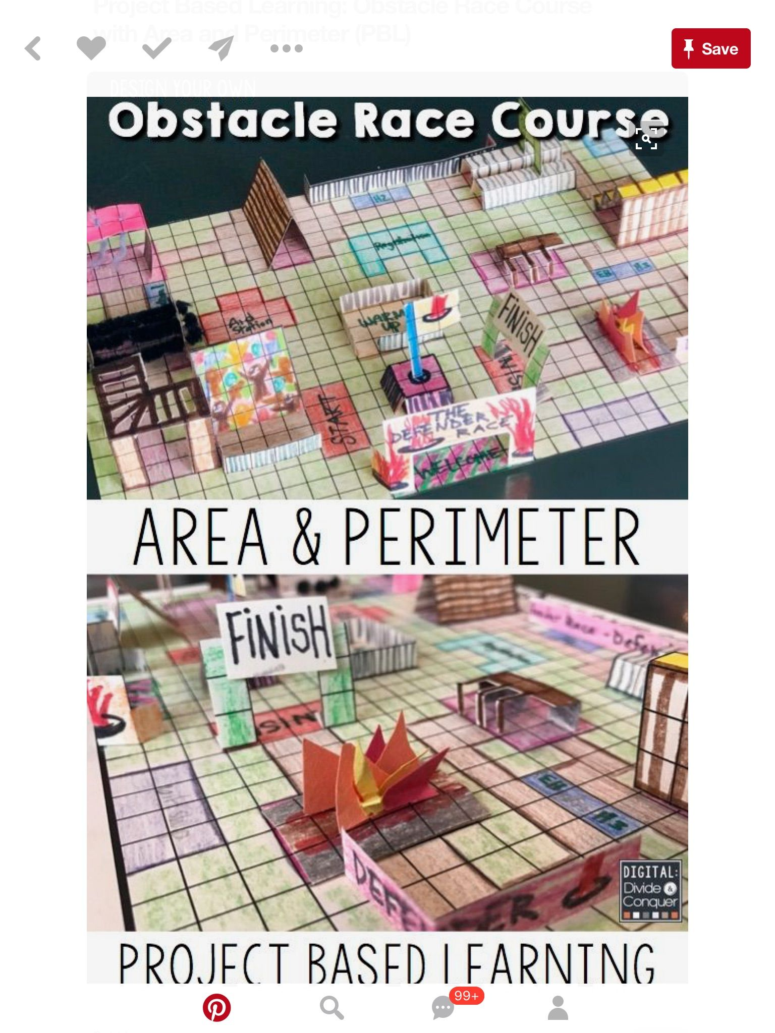 Pin von Shelby Philip auf Project Based Learning - Math | Pinterest