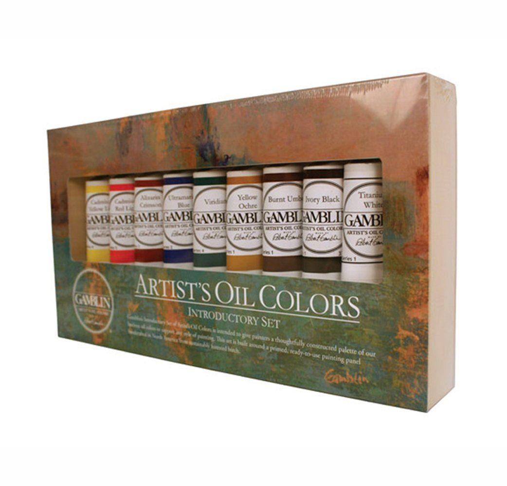 Amazon Gamblin Artist S Oil Color Artists Oil Colors
