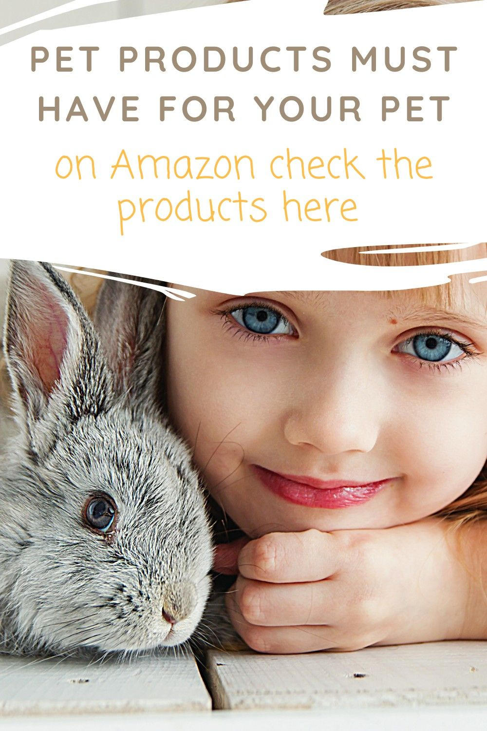 Pets products and supplies must have for your pets on