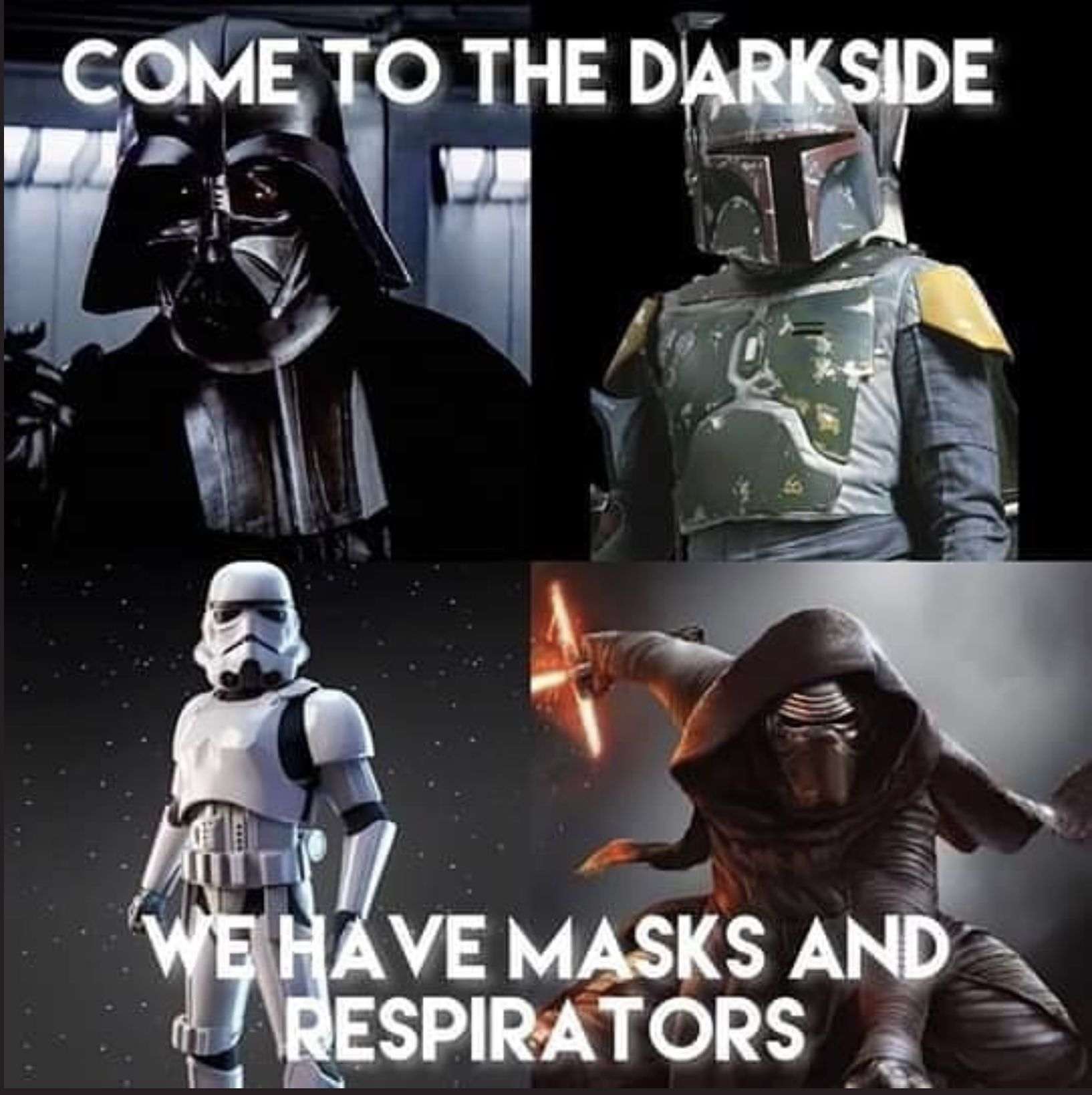 Starwars Socialdistancing Star Wars Memes Funny Memes Hilarious