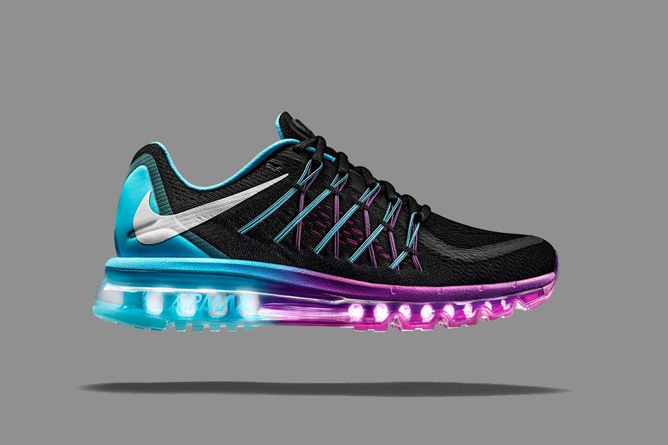 Nike Air Max 2015 A First Look Highsnobiety Zapatillas Para Correr Tenis De Moda Zapatillas Nike