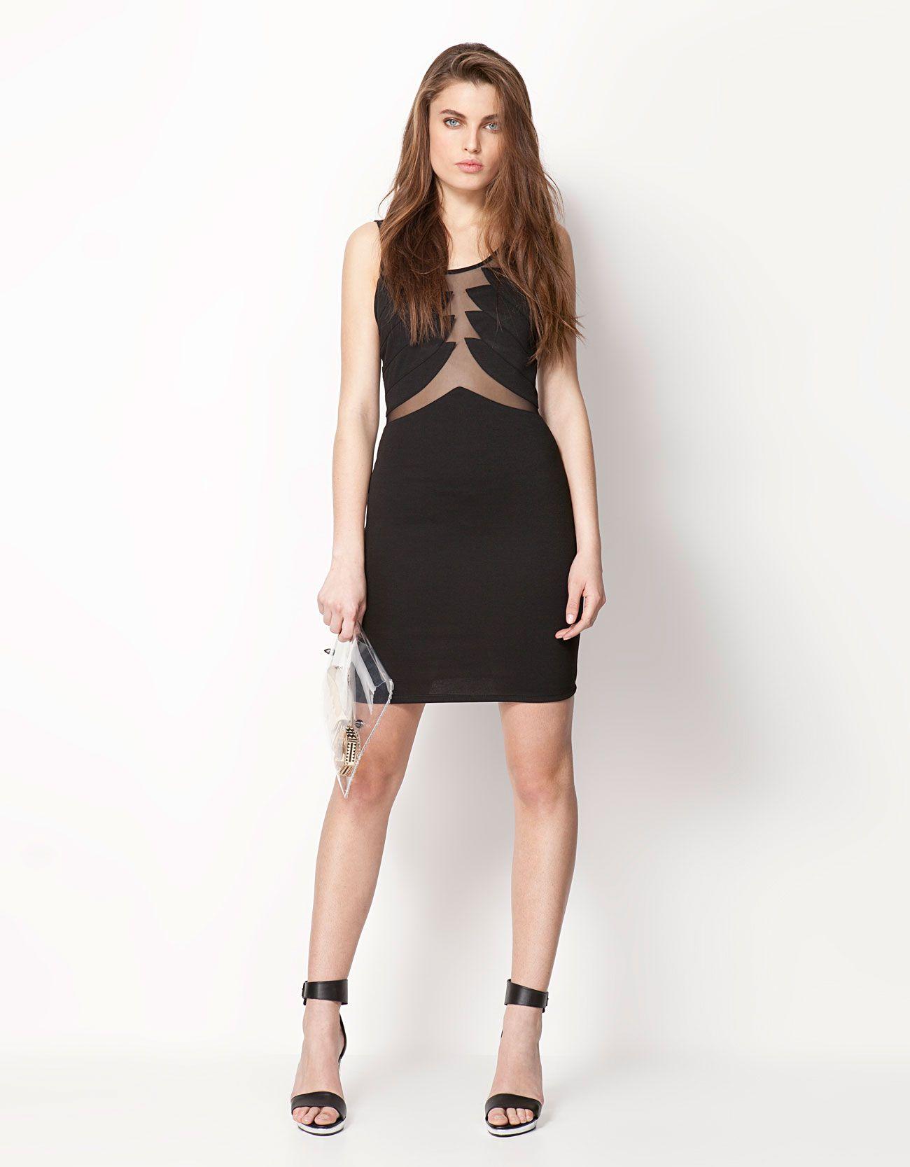 89eea6e63ce9 Bershka dress