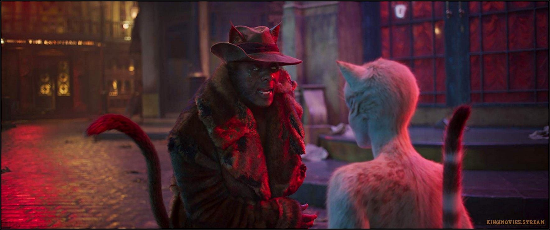 123MoViesHD..! Watch Cats {2019} Full Free Online