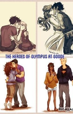 The Heroes of Olympus in Highschool in 2019 | Percy Jackson | Heroes