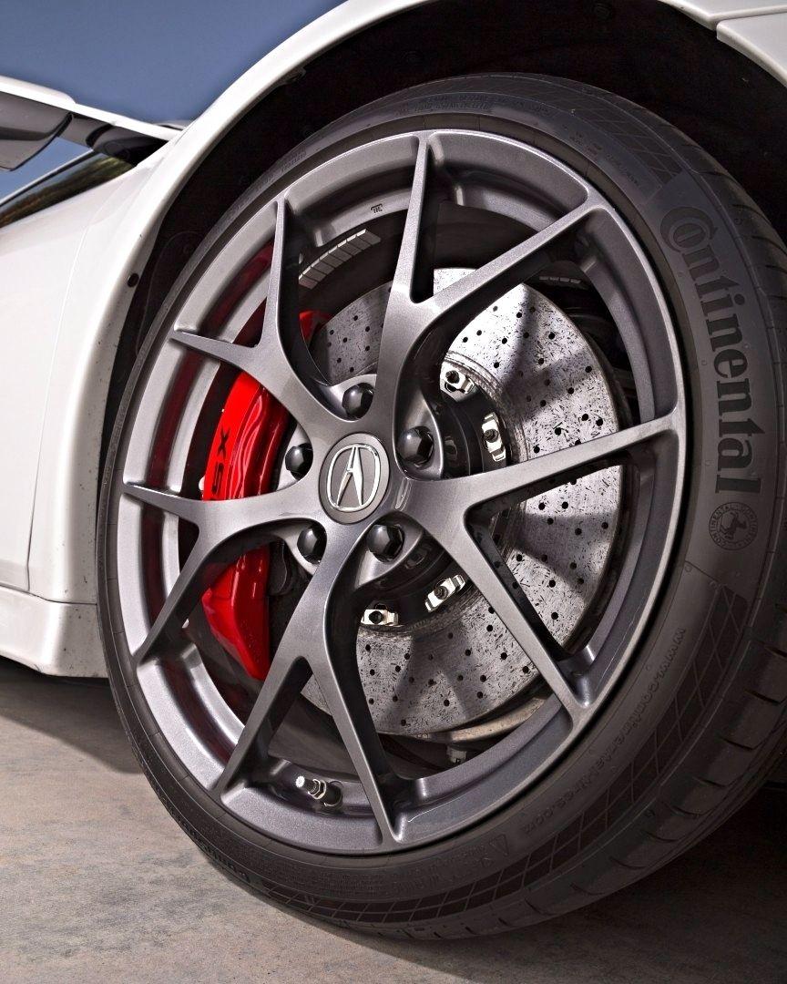 Acura NSX 2017 Superesportivo Híbrido Combina Um 3.5 V6