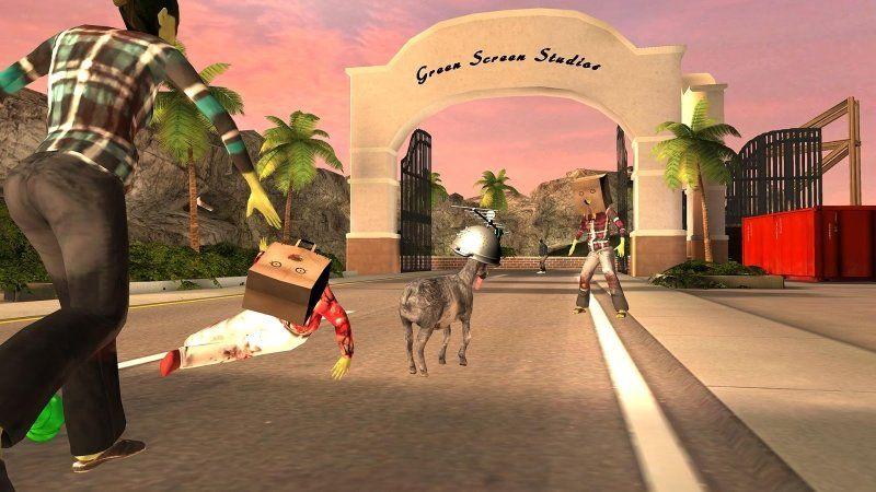 Дополнение для симулятора козла скачать