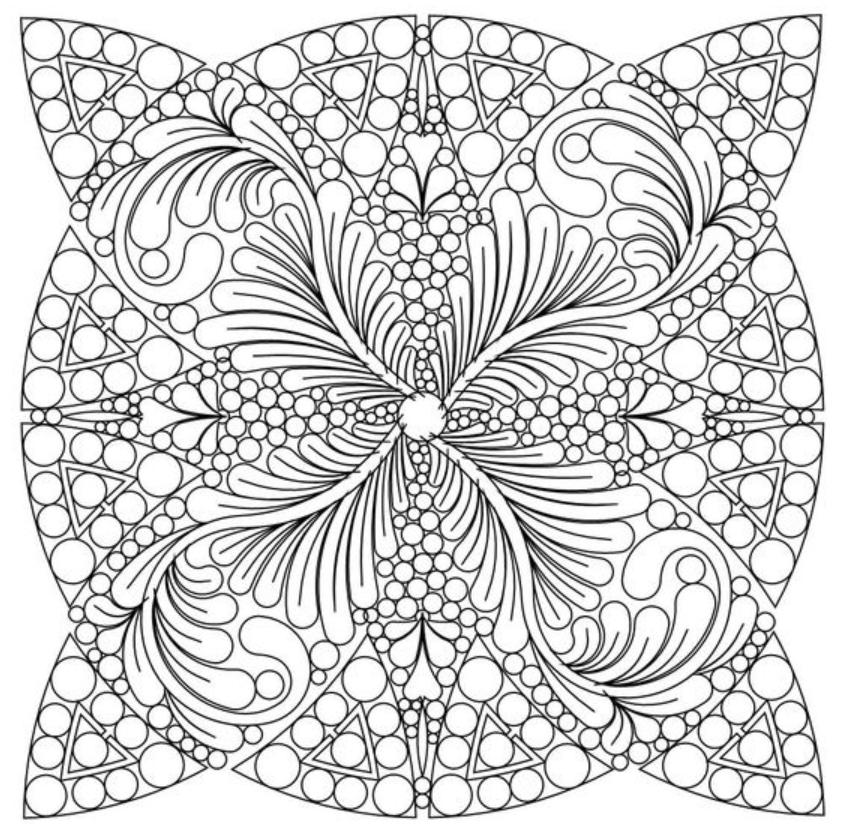 Mandalas originales para imprimir