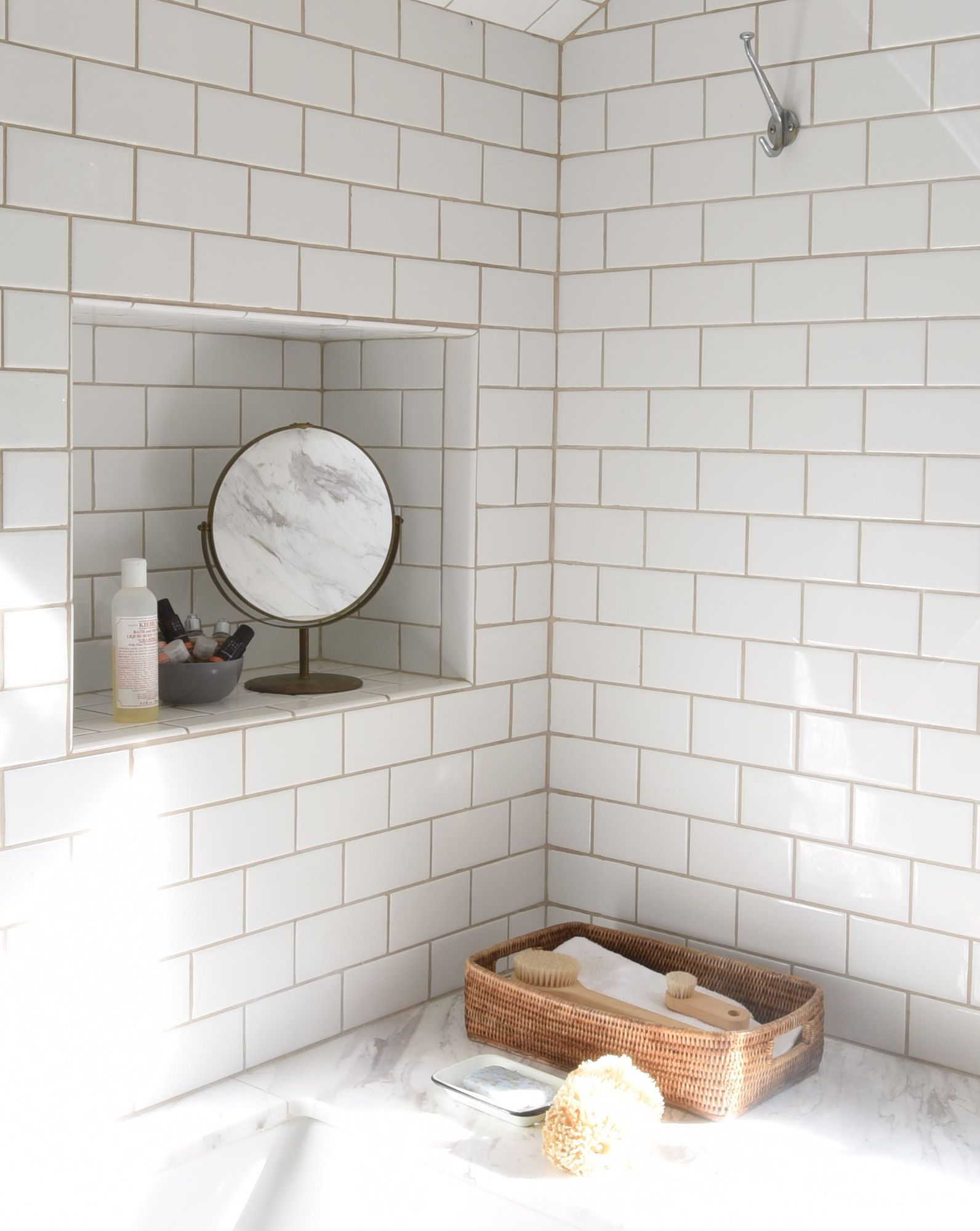 Bathroom of the Week: A 1920s-Inspired Bathroom in a Renovated NY ...