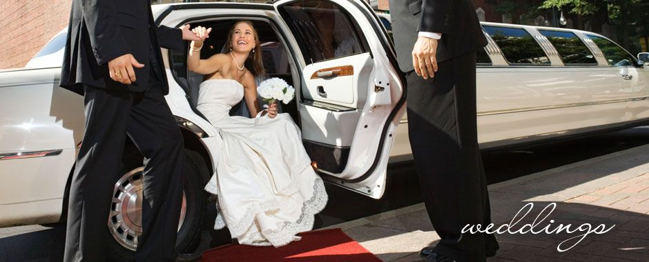 Lux Limousine Greenville SC Wedding limo service, Limo