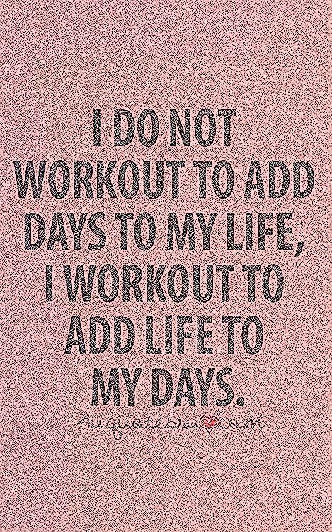 #inspiration #fitness #workout #workout #workout #days #life #life #days #add #not #add #to #my #doI...