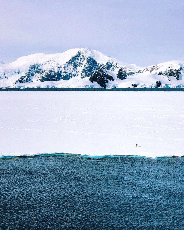 Setting Sail For Antarctica