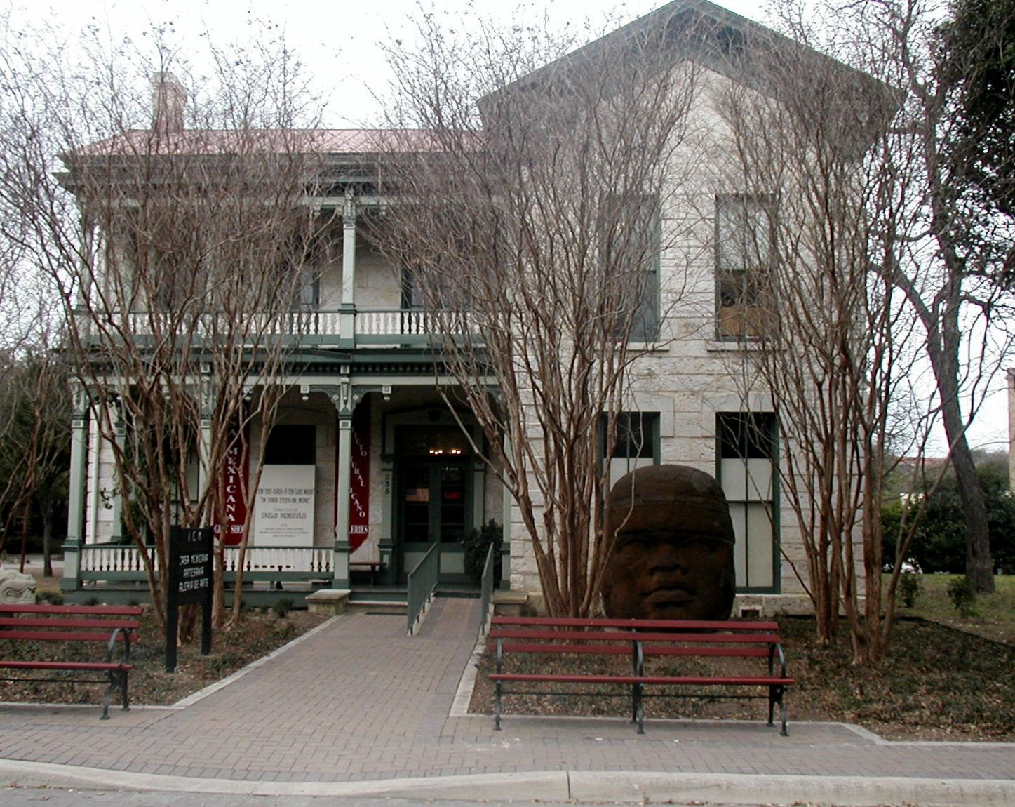 San Antonio - 2002.