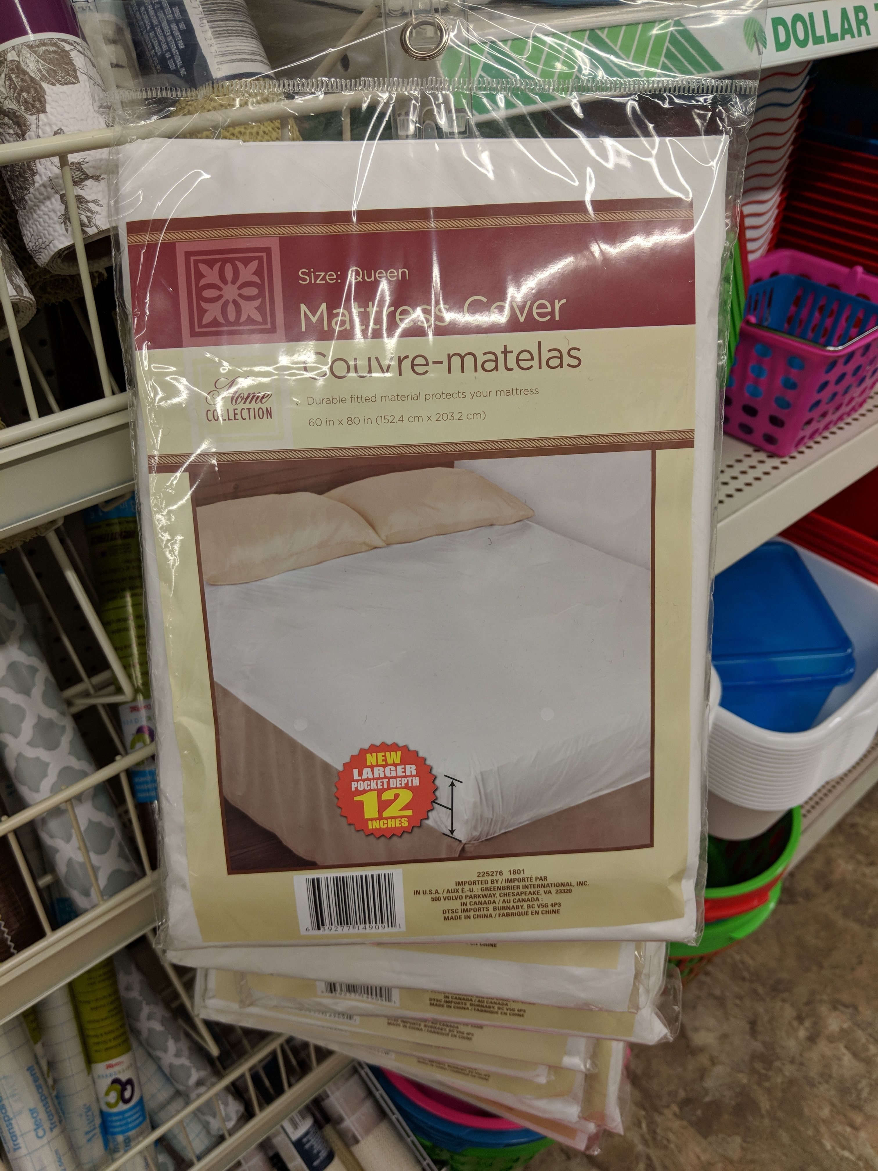 5 Moving Essentials To Buy At The Dollar Store Mattress Cover For Moving Moving Mattress Moving Packing