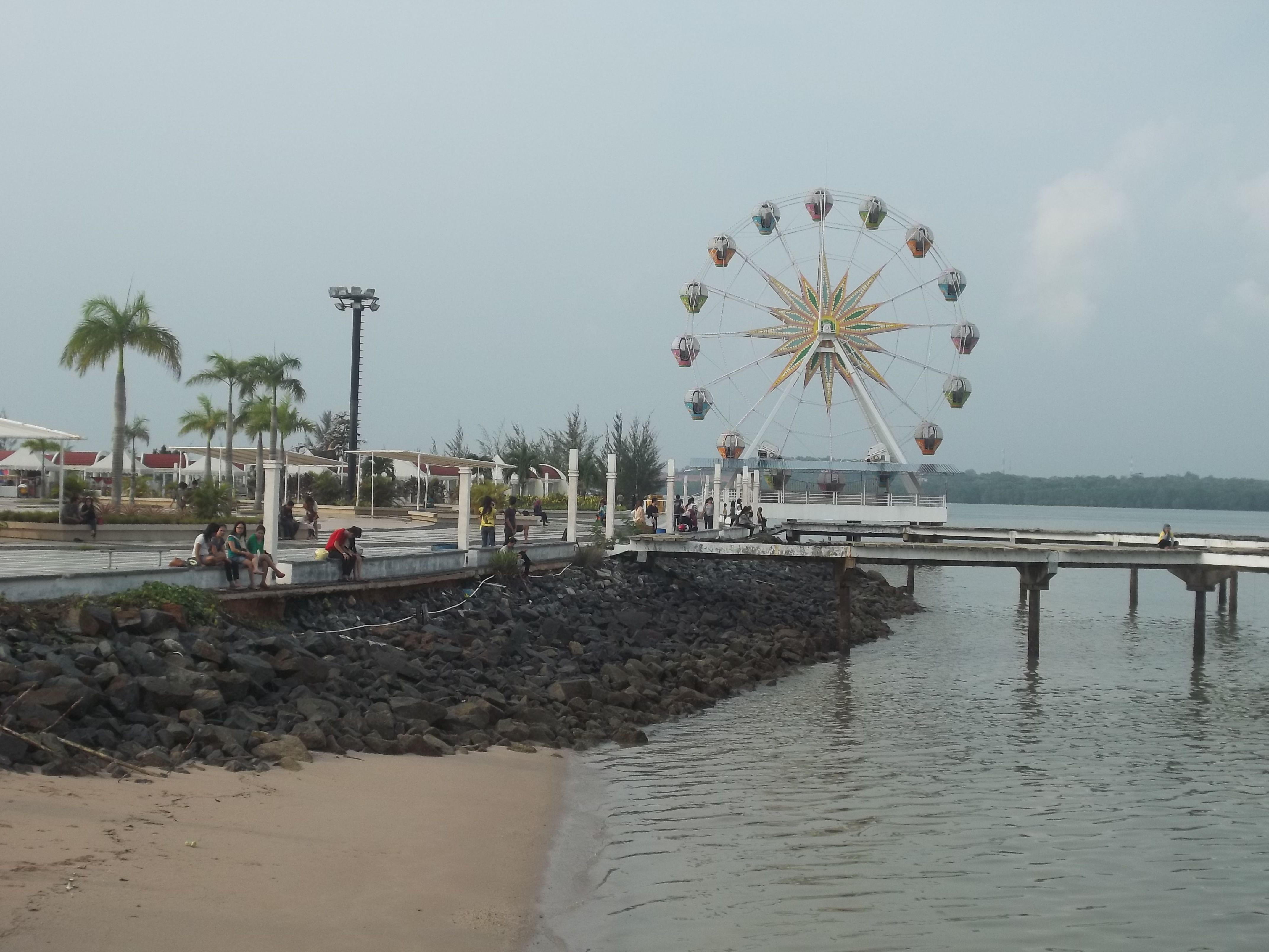 pantai ocarina, Batam, Indonesia Pantai, Indonesia