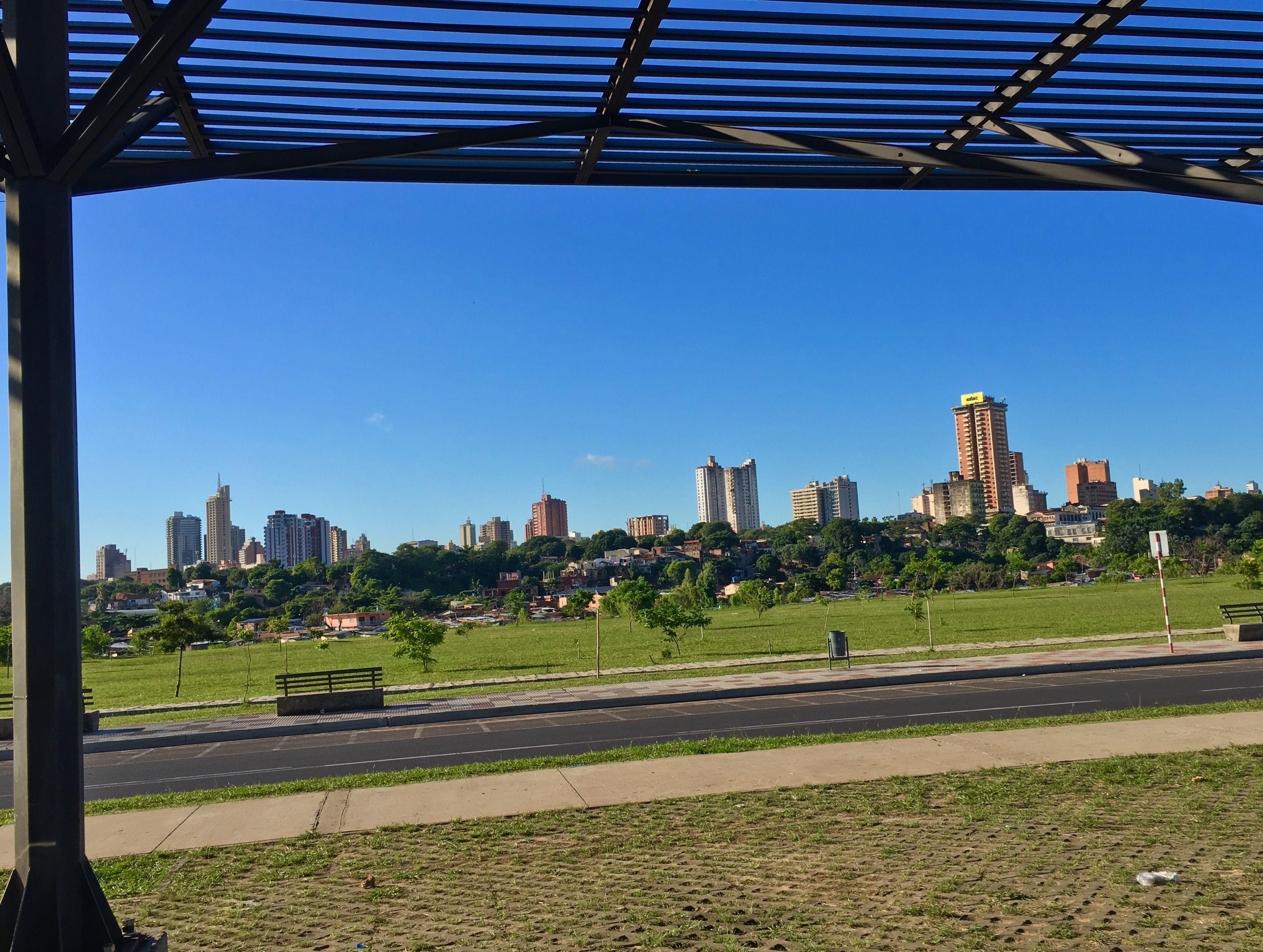 Costanera de Asunción-Paraguay