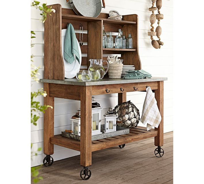 Genial Perfect For Outdoor Entertaining/ Potting Bench
