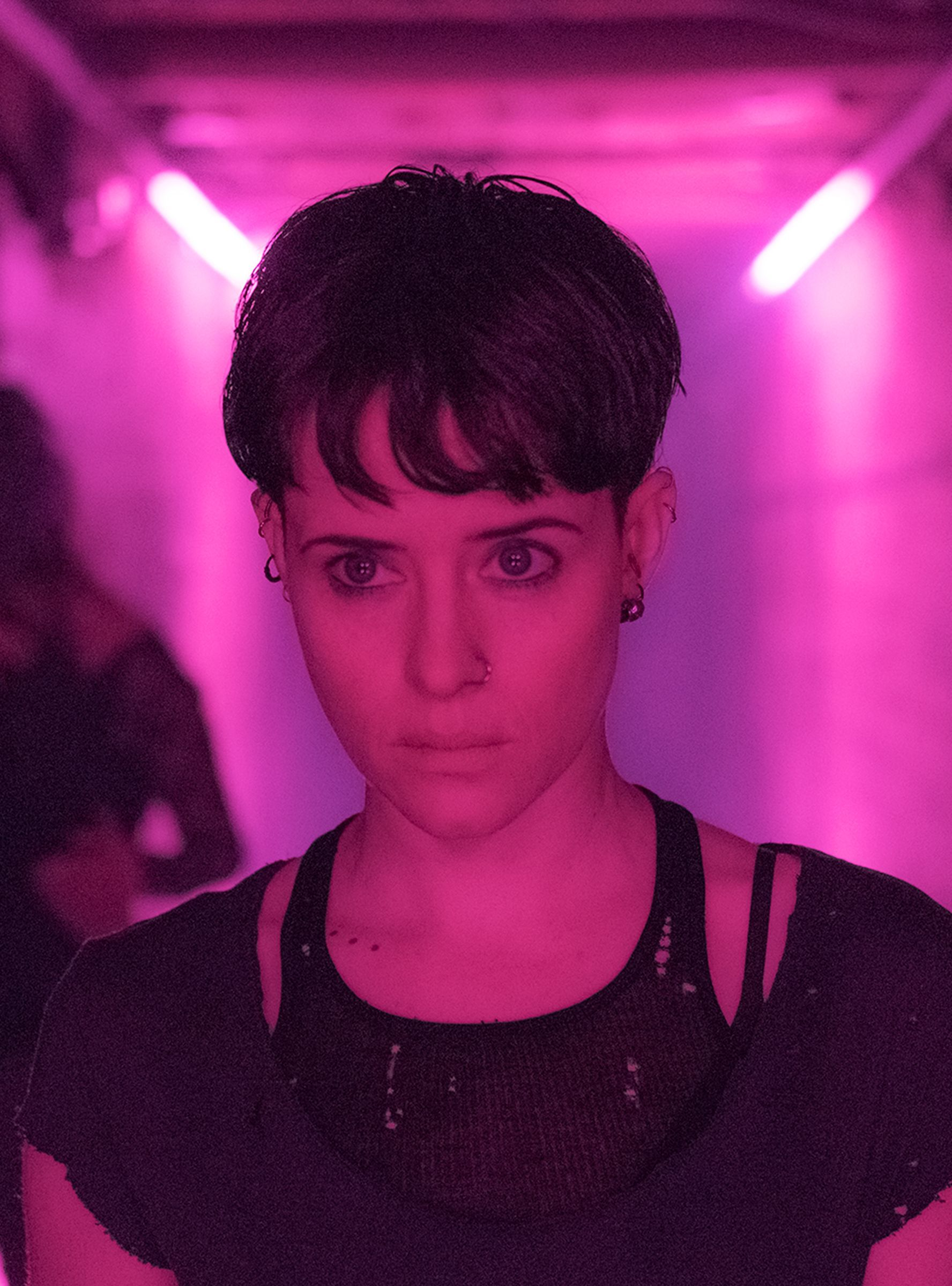 The Girl In The Spider S Web Is A Bland Male Fantasy Of Female