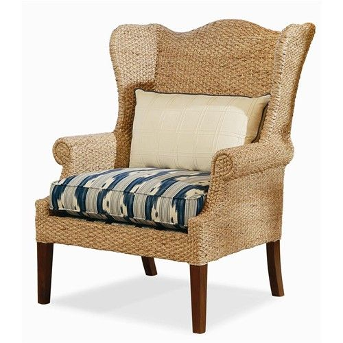 ... Water Hyacinth Wing Chair At Jacksonville Furniture Mart   Your  Jacksonville, Gainesville, Palm Coast, Fernandina Beach Furniture U0026  Mattress Store