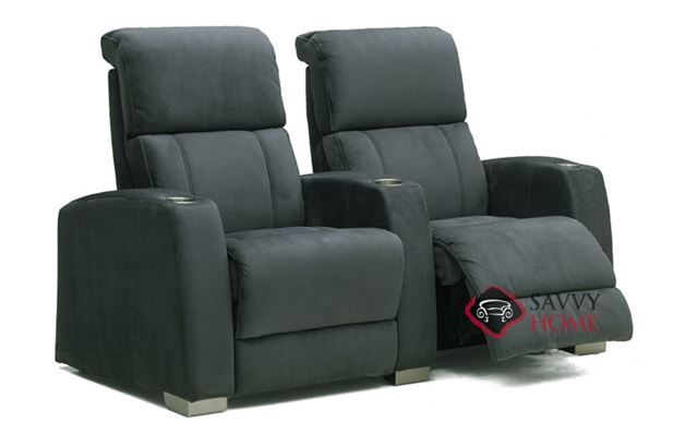 Hifi 2-Seat Reclining Home Theater Seating (Straight) by Palliser