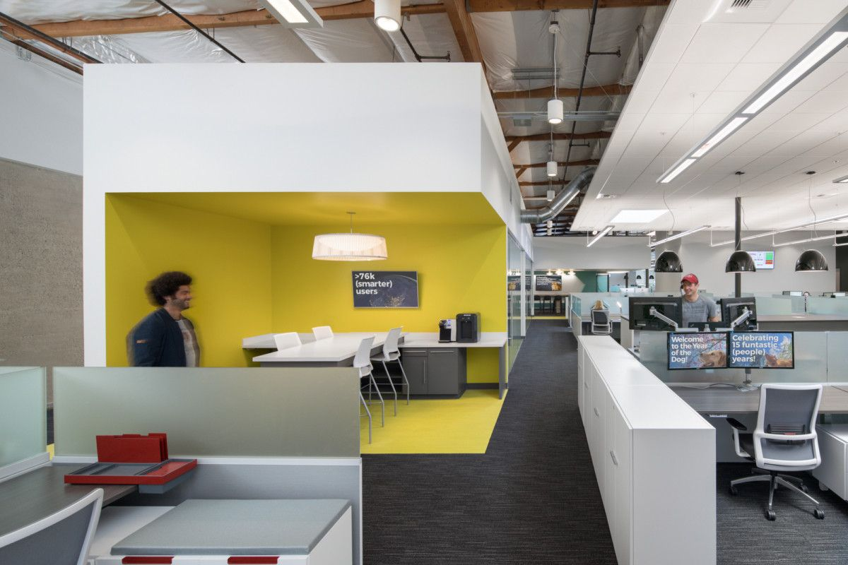 Office Tour Redtail Technology Offices