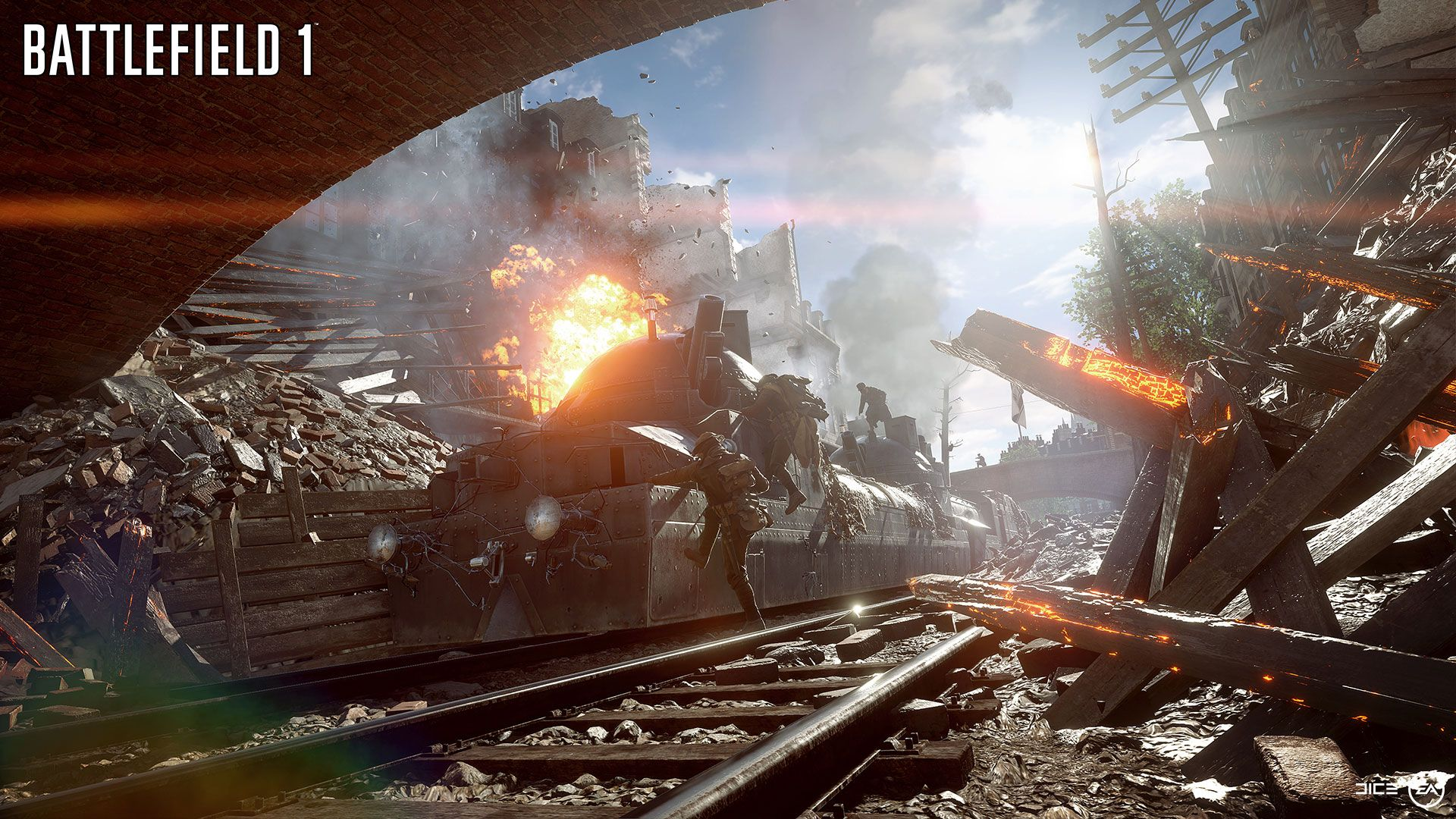 battlefield 1 wallpaper hd ~ sdeerwallpaper | game | pinterest